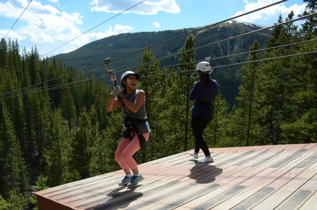 Rocky Mountain Zip Line